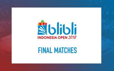 Indonesia Open Finals