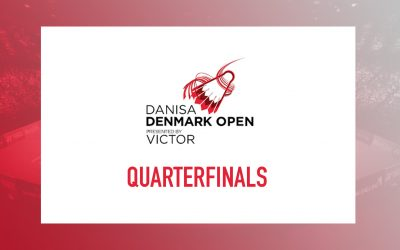 Denmark Open Quarterfinals – Predictions