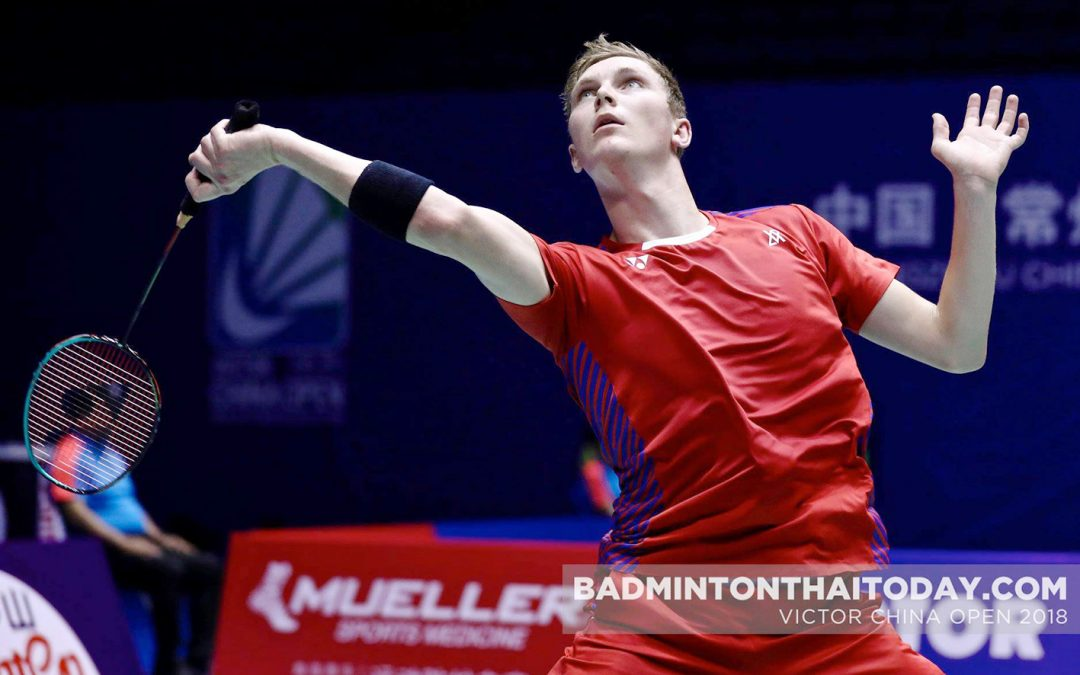 Viktor Axelsen also part of new agreement in Denmark