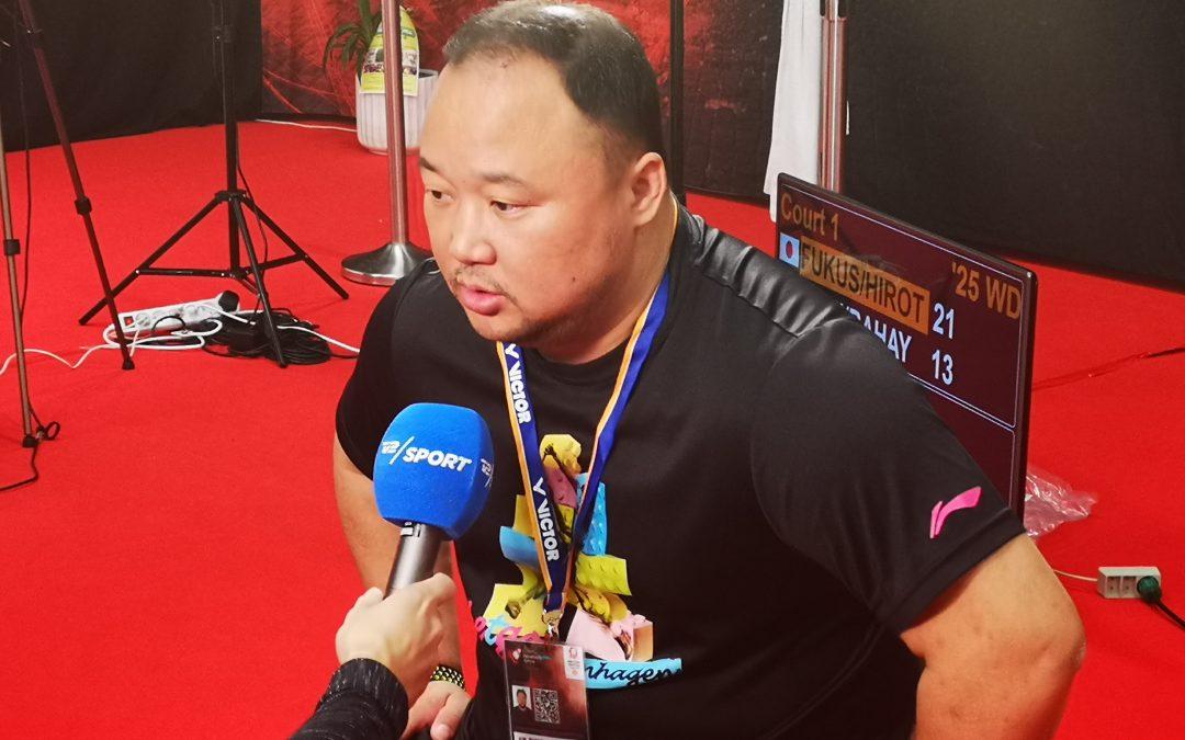 Zhang Jun new chairman of Chinese Badminton