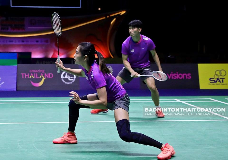 Thailand Masters finals: Double up and clean sheets for Malaysia