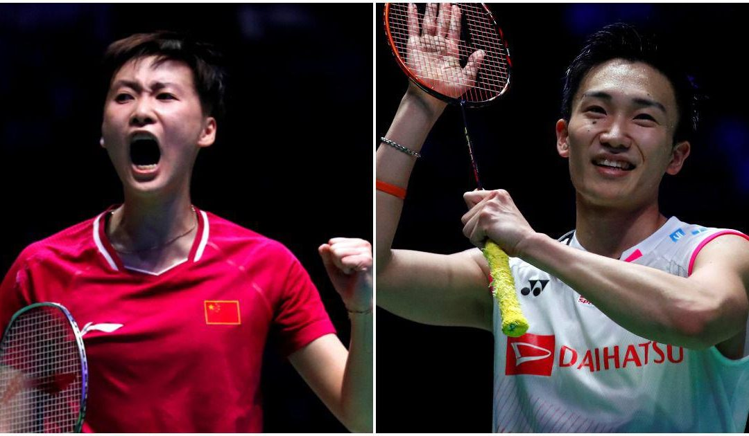Fuzhou China Open 2019 – Finals