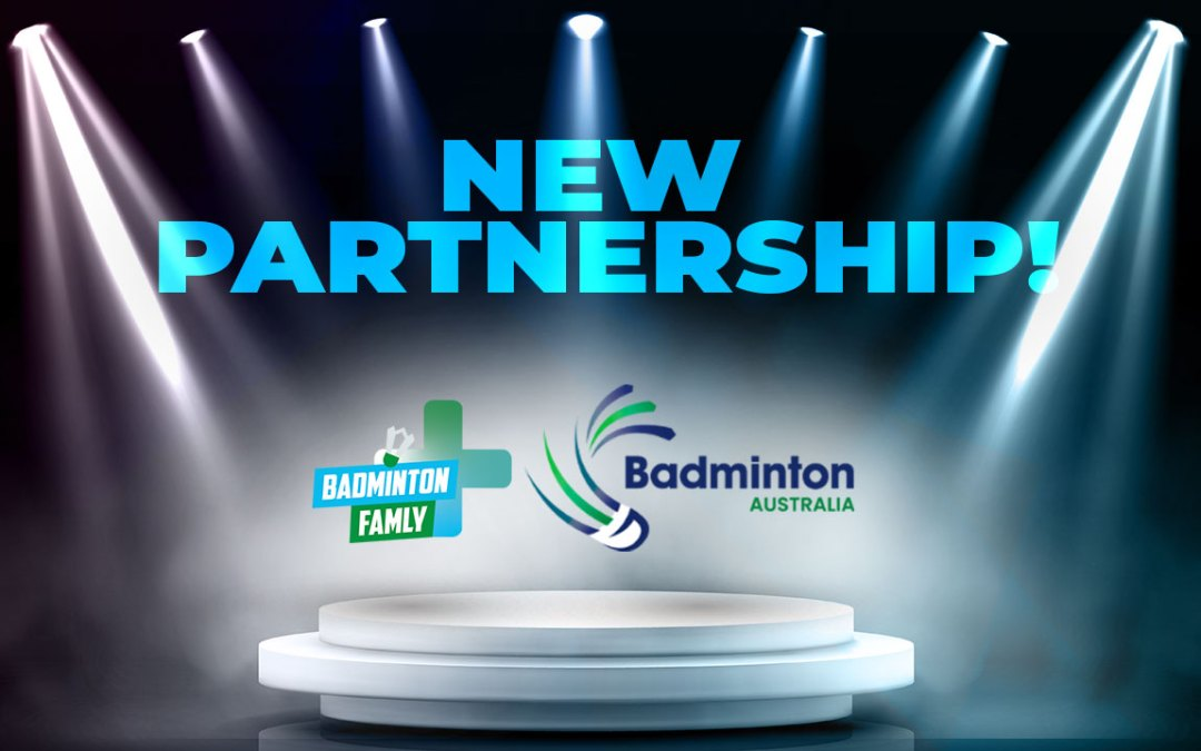 Badminton Australia Partnership